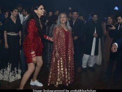 Deepika Padukone, Anand Ahuja And Rhea Kapoor. The Sneakers At Weddings Trend Is Here To Stay