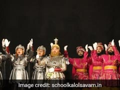Palakkad Champions Of 59th Kerala School <i>Kalolsavam</i>