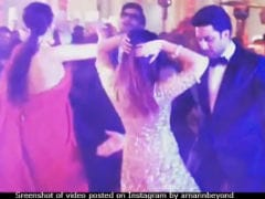 Aishwarya Rai, Abhishek Bachchan, Deepika Padukone, Ranveer Singh Burn Down The Dance Floor At Isha Ambani, Anand Piramal's Pre-Wedding Party