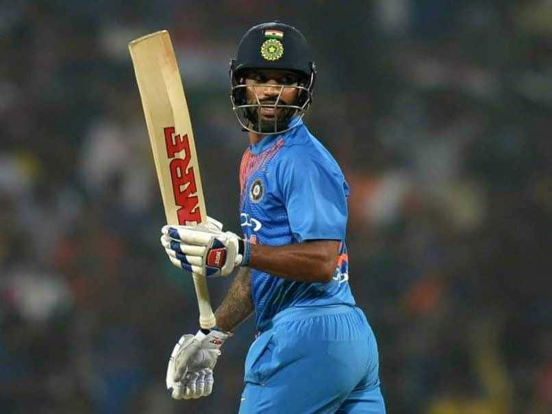 Shikhar Dhawan Turns 33, Wishes Pour In For