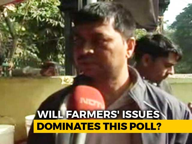 Video : Farmers And Youth: The Big Focus In This Election