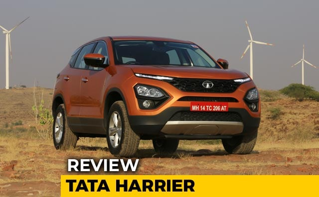 9d0c5f8984 Tata Harrier SUV Review  The Best Tata Car Ever