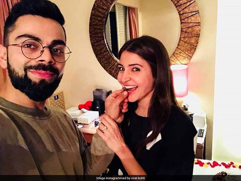 Wishes Pour In For Virat Kohli, Anushka Sharma On Their 1st Marriage Anniversary
