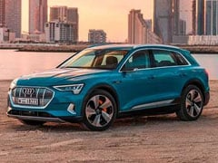 Audi Recalls 1644 e-Tron SUVs Globally