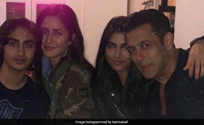 On Salman Khan's 53rd Birthday, Katrina Kaif, Madhuri Dixit, Sonam Kapoor, Preity Zinta Post Wishes