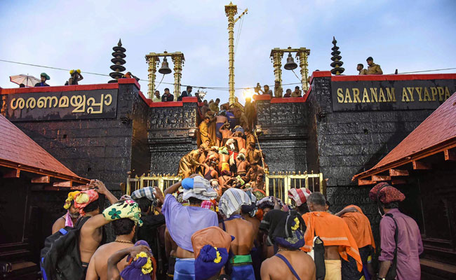 Donkeys In Sabarimala Have More Grace Than Head Priest: Kerala Minister