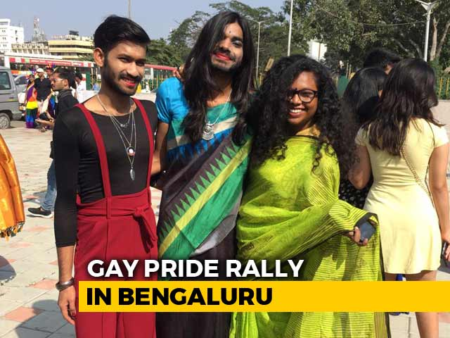 Video : Celebrating Freedom, LGBTQ Community Take Out Pride Parade In Bengaluru