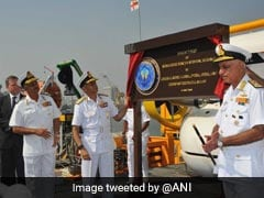 India Joins Elite Club, Inducts Advanced Submarine Rescue Vessel