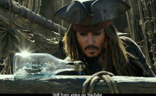 Did Disney Just Confirm No Johnny Depp In Pirates Of The Caribbean Reboot?