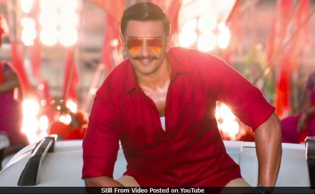 Simmba's Aala Re Aala: Ranveer Singh Is The Heart And Soul Of This Rocking Song