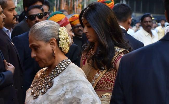 The Bachchans, Aamir Khan And Other Celebs At Isha Ambani And Anand Piramal's Wedding In Mumbai