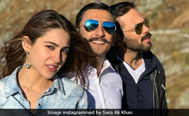 No One 'Approached' Sara Ali Khan For Simmba, She Messaged Rohit Shetty Incessantly