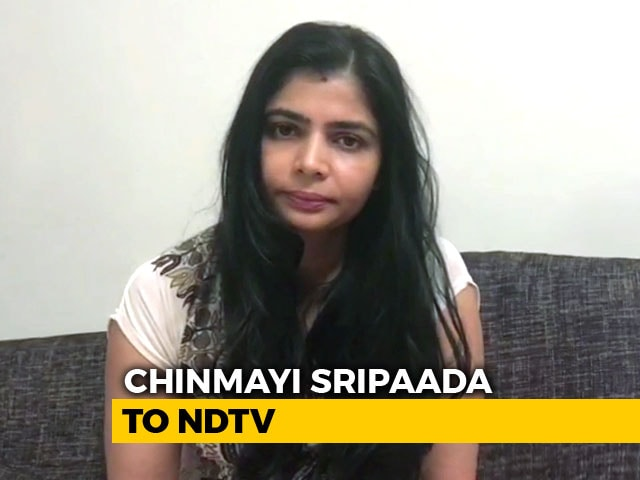 Video : Singer Chinmayi Fined For Her #MeToo Allegations Against Actor, Lyricist