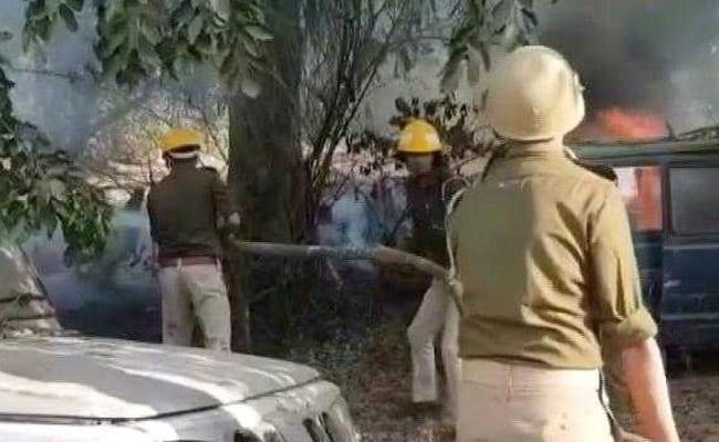 Was UP Mob Violence Staged By BJP? Asks Arvind Kejriwal On Twitter