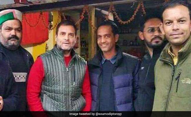 After Poll Wins, Rahul Gandhi On Holiday In Shimla With Sister Priyanka