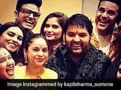 कपिल शर्मा के Pre-Wedding फंक्शन में पहुंची ऑन-स्क्रीन Wife, फिर यूं हुआ धमाल और Photos वायरल