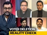 Video : Voter Lists: Cleanup Vs Controversy