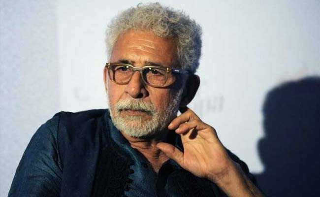 """Naseeruddin Shah, """"Disturbed By Open Hate In Society"""", Says """"Stand By What I Said Earlier"""""""