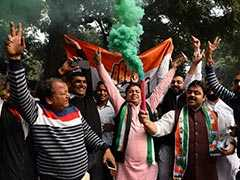 After State Election Wins, Congress Gets Busy On Chief Minister Names