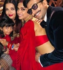 Deepika, Ash, Aaradhya: 10 Best Inside Pics From Isha's Wedding Functions