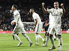 Real Madrid Back To Winning Ways Under Solari After Valencia Victory