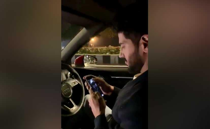 The video was instagrammed by actor Sonam Kapoor