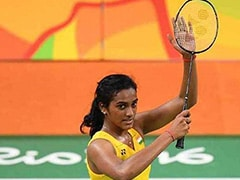 PV Sindhu Aims To Give Her Best For Olympic Qualifications