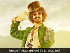 <I>Thugs Of Hindostan</I> China Box Office: Aamir Khan's Film Takes A 'Shocking Start', Earns Rs 10.67 Crore
