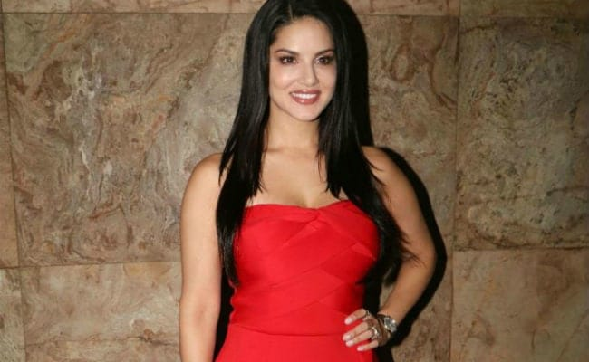Sunny Leone: I Always Try To Push Negativity Aside