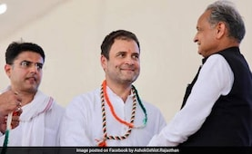 Madhya Pradesh Done, Rahul Gandhi's Call On Rajasthan, Chhattisgarh Today