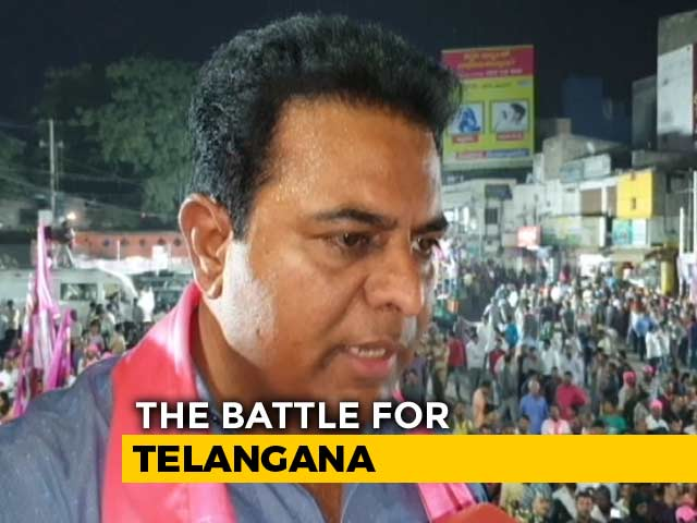Video : Telangana's KTR On What He Likes About PM Modi