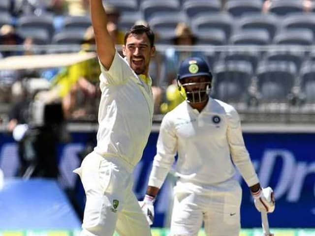 Australia Beat India By 146 Runs In The 2nd Test , 4-Match Series Level At 1-1