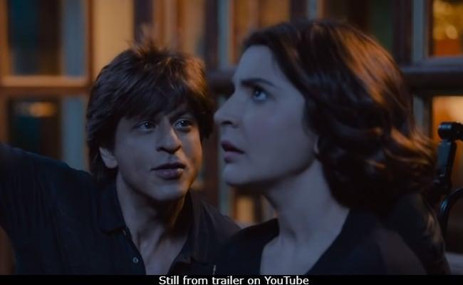 Zero Preview: Shah Rukh Khan Loves Anushka Sharma To The Moon And Back. Katrina Kaif Is The Twist