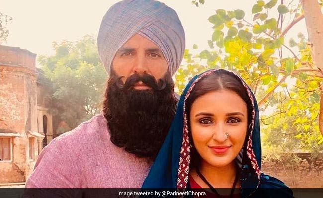 Akshay Kumar, Parineeti Chopra Wrap Kesari, Actress Shares Her First Look