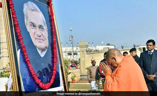 25-Feet Bronze Statue Of Atal Bihari Vajpayee To Be Unveiled On December 25 In UP