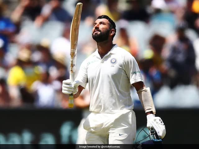 India vs Australia: Cheteshwar Pujara Scores 17th Test Century, Second Of The Series