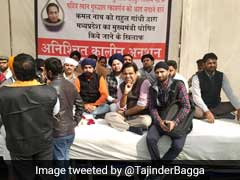 """Kamal Nath Involved In '84 Riots"": Delhi BJP leader Starts Hunger Strike"