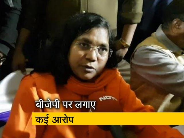 Videos : NDTV से बोलीं सावित्री बाई फुले, BJP को 4 साल बाद याद आया मंदिर