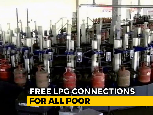 Video : Free LPG (Cooking Gas) For All Poor Homes As Centre Expands Ujjwala Plan