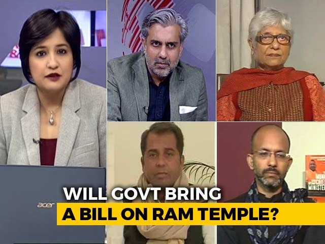 Video : Temple Politics: Sacred Games To Get Votes?