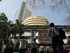 Sensex Rises Over 100 Points Amid Choppy Trade
