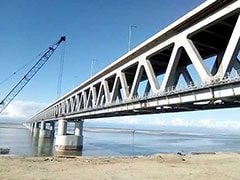 PM Modi To Open Assam's Bogibeel Railroad Bridge Soon: 10 Points