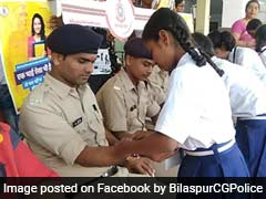 Guinness Acknowledges Bilaspur Police's 'Rakhi With Khaki' Initiative
