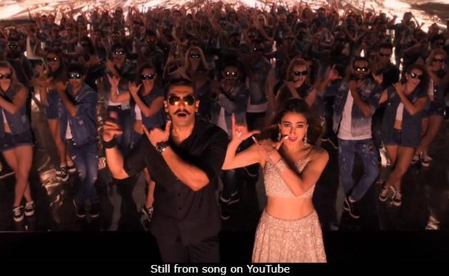Ranveer Singh Simmba Song
