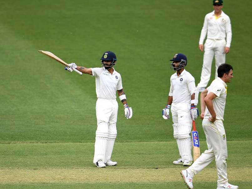 India vs Australia Highlights, 2nd Test Day 2: Virat Kohli, Ajinkya Rahane Fifties Put India Ahead On Day 2