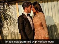 Priyanka Chopra And Nick Jonas Sparkle In The Mumbai Sun. No Caption Needed