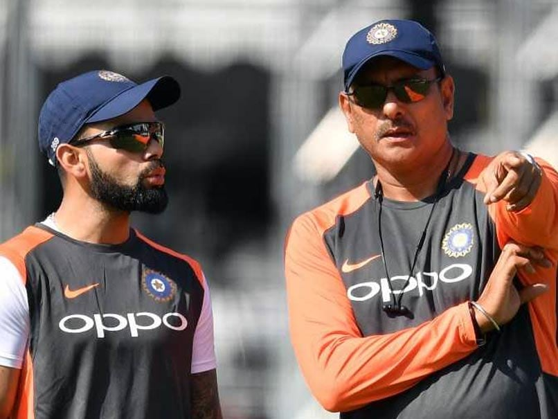 India vs Australia: Virat Kohli Is An Absolute Gentleman, Ravi Shastri Defends India Captain