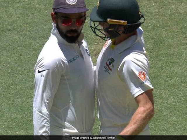 India Vs Australia, 2nd Test, Day 4: Virat Kohli came under fire from Australian fans on Twitter