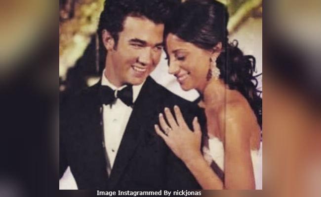 Nick Jonas & Priyanka Chopra Had ANOTHER Wedding Reception