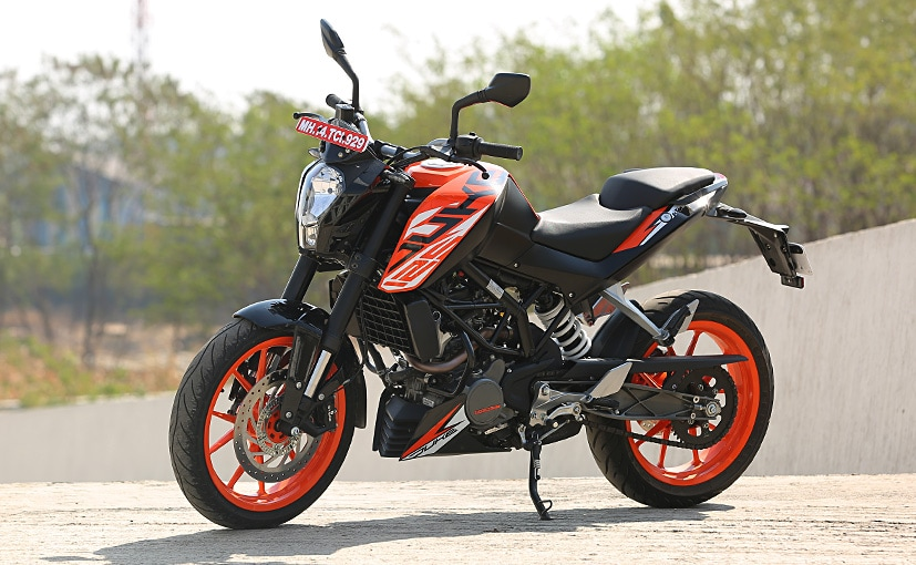 KTM 125 Duke Gets A Price Hike Of &#8377 6800